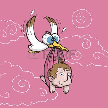 3877021-ilustraci-n-vectorial-de-una-cig-e-a-llevando-un-beb-lindo